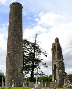 Donaghmore Round Tower © Marie Lynch