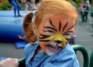 Tiger at Tayto Park © Patricia Geraghty